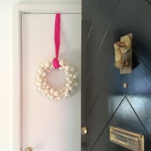 holiday decor wreath tricia huntley house