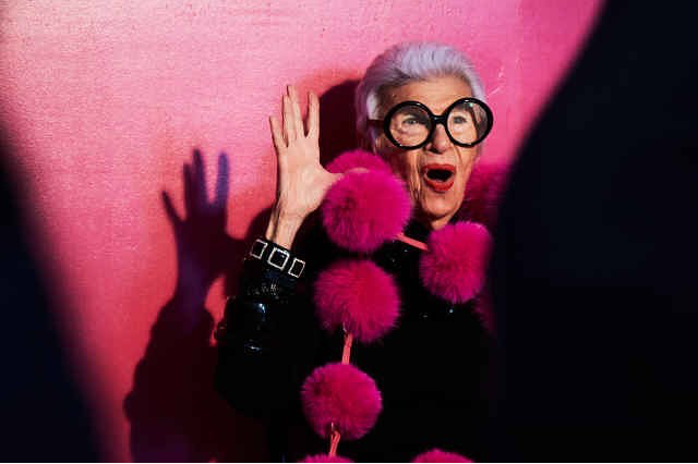 iris apfel official instagram