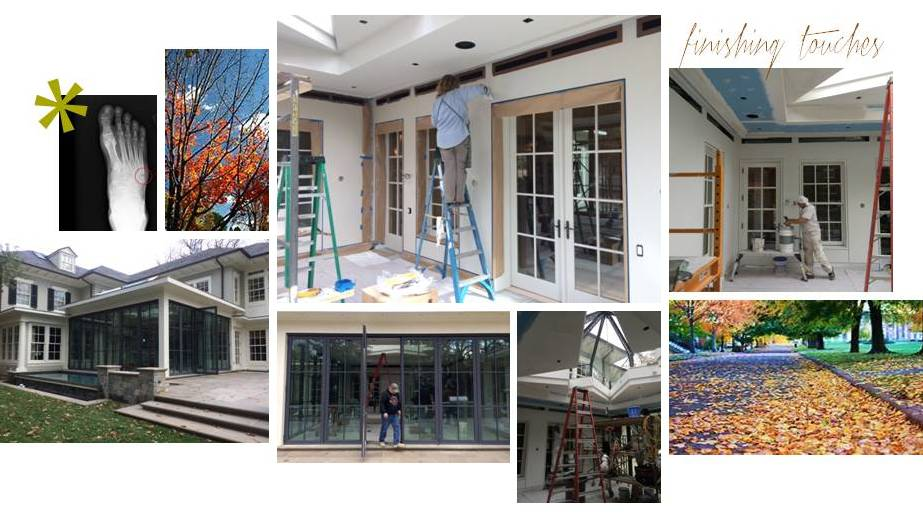 Huntley & Co. Edgemoor Sunroom renovation