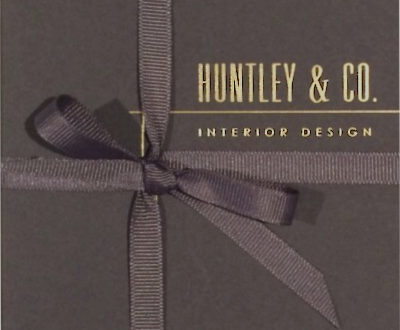 Huntley & Co. care package