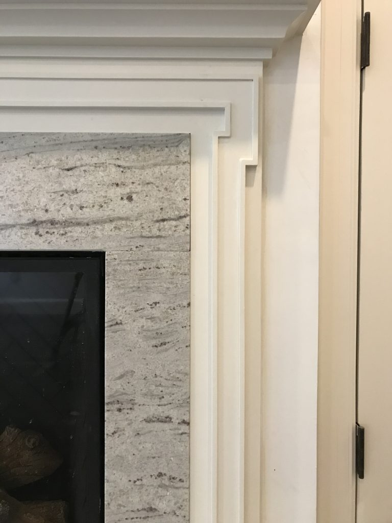 custom mantle tricia huntley