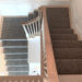 stair runner installation huntley & co. interior design